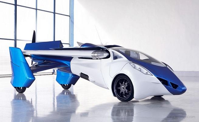 В Русия започва проект за разработване на летящ автомобил