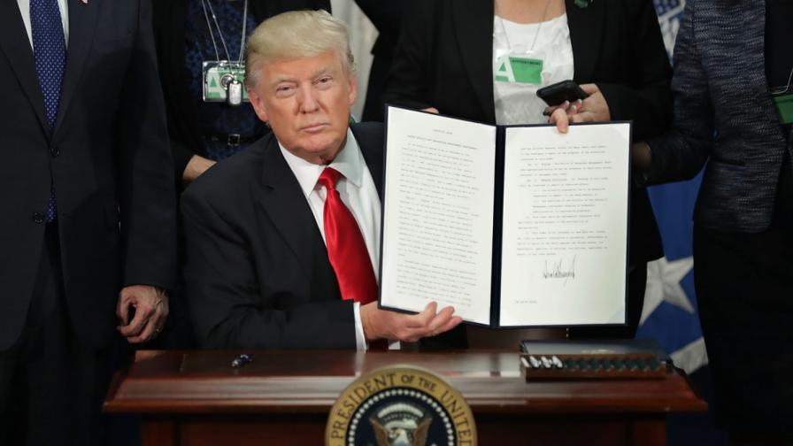 Хавай успя - оспори мигранския указ на Тръмп