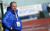 Джамбазки вече не е треньор на Монтана
