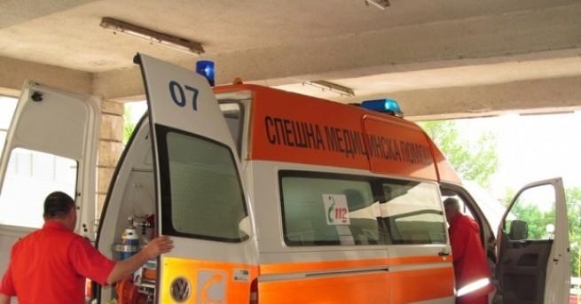 Скандал между съседи в новозагорското село Омарчево завърши с пукнат