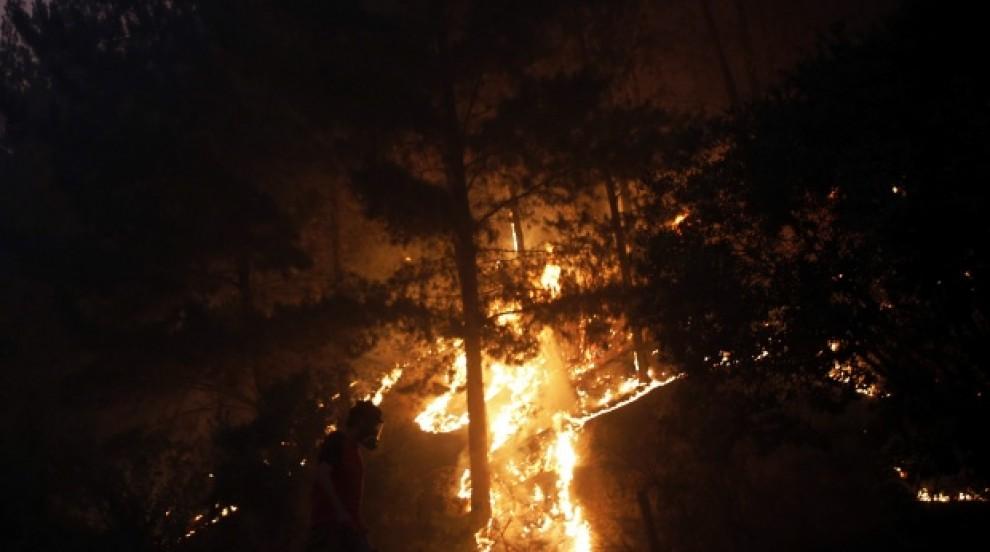 Засилват контрола в началото на пожароопасния сезон