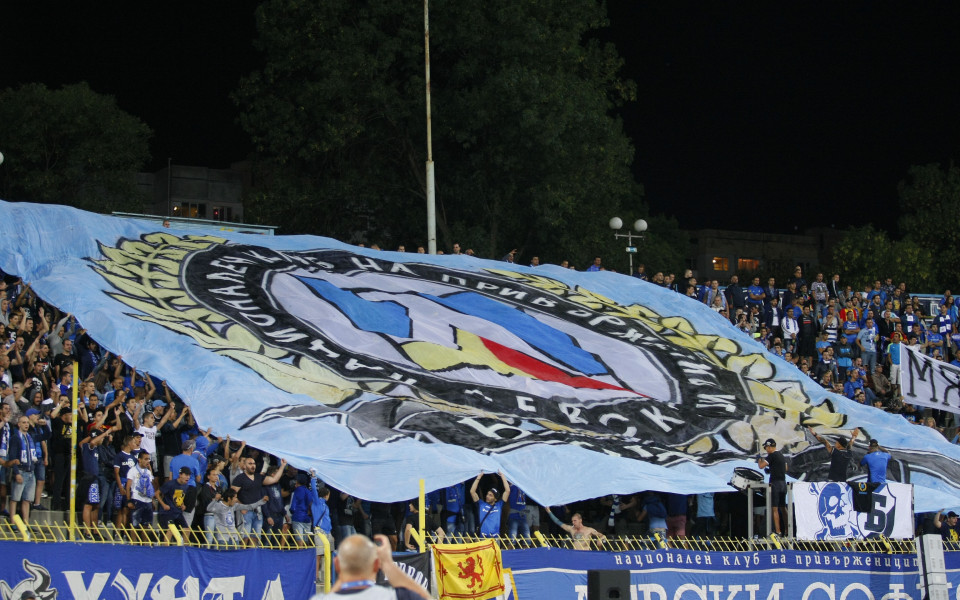 Левски стартира продажба на билети за мача с Ботев