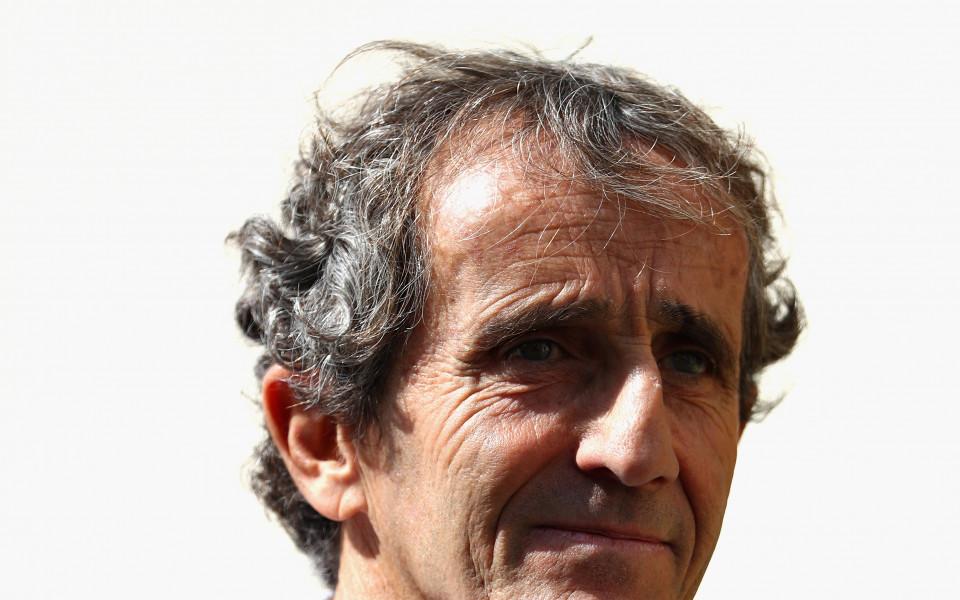 Четирикратният световен шампион във Формула 1 Ален Прост даде мнението