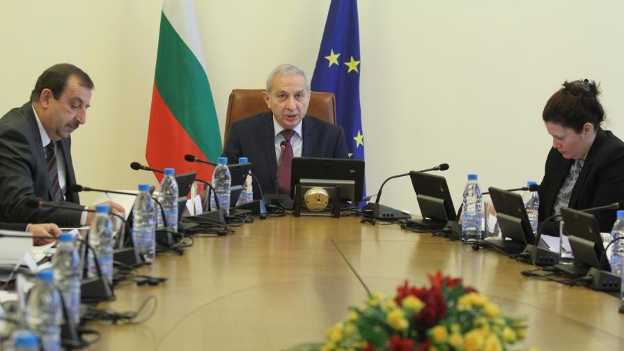 """Работата на министър от кабинета """"Борисов"""" - на прокуратурата"""