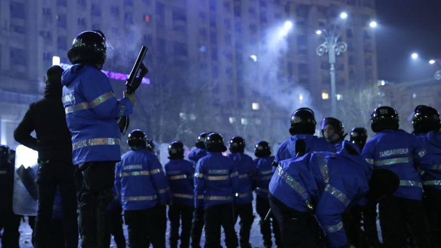 Румъния пак въстана, скандалните промени остават