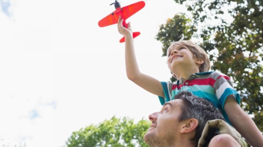Как да подходим, ако детето не иска да спортува