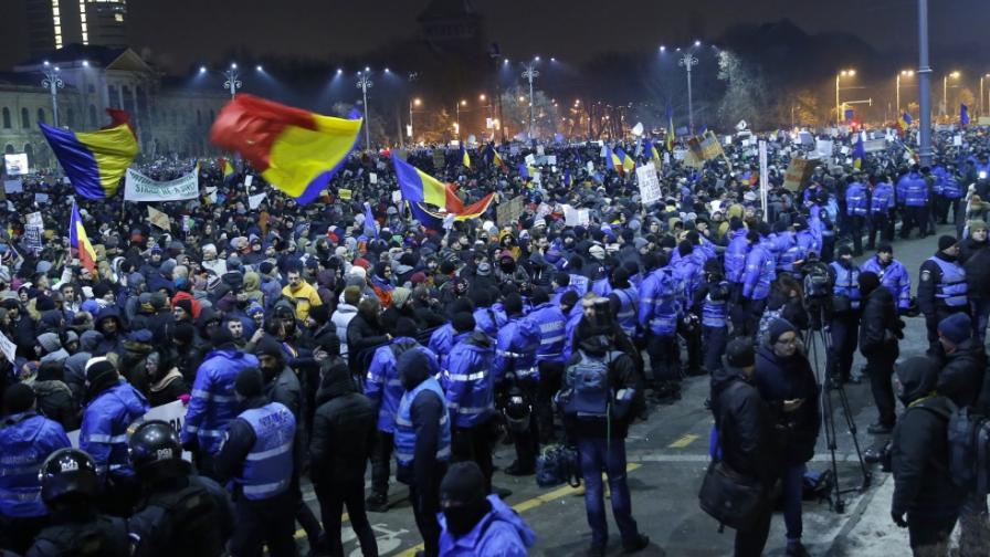 ЕК може да спре парите на Румъния, вълна от оставки