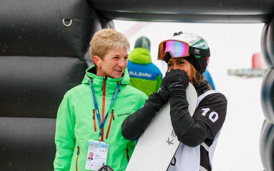 Вечно усмихнатата Жекова: Имам по-важна цел от медала