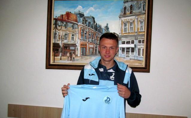 Дунав Русе разтрогна договорите с двама от своите футболисти. Украинският