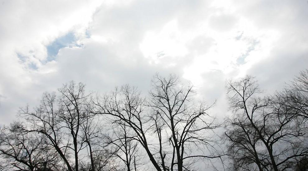 Времето в петък: облачно, температури през деня от 3 до 13 градуса