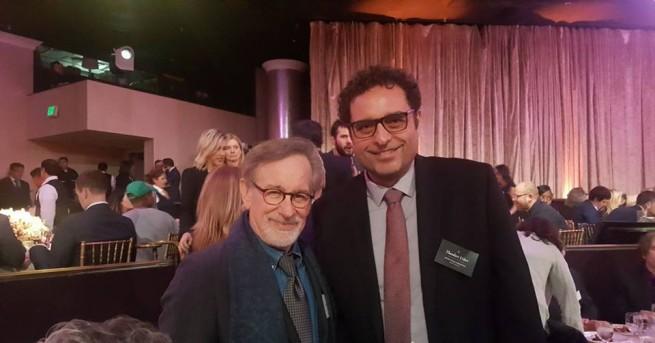 Аниматорът Теодор Ушев получи наградата на НДК за принос към