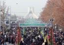 Митингът в Техеран