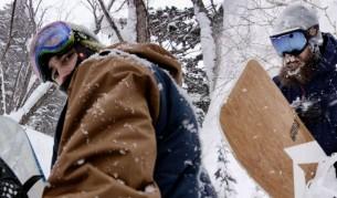 Затова сноубордистите всяка година се завръщат в Япония