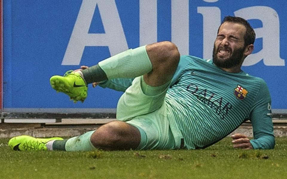 Валенсия проучва възможността да привлече играч на Барселона