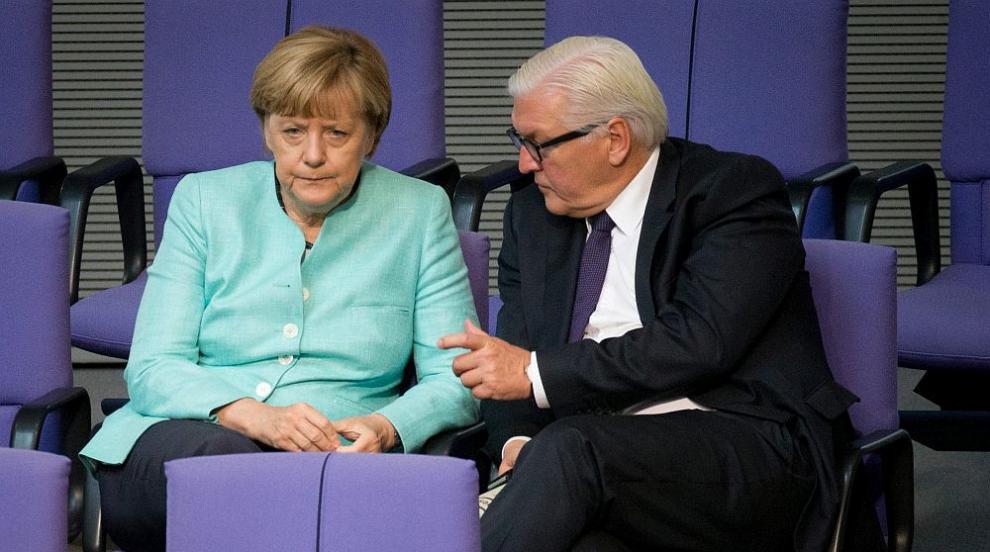 Германският президент предлага Ангела Меркел отново за канцлер