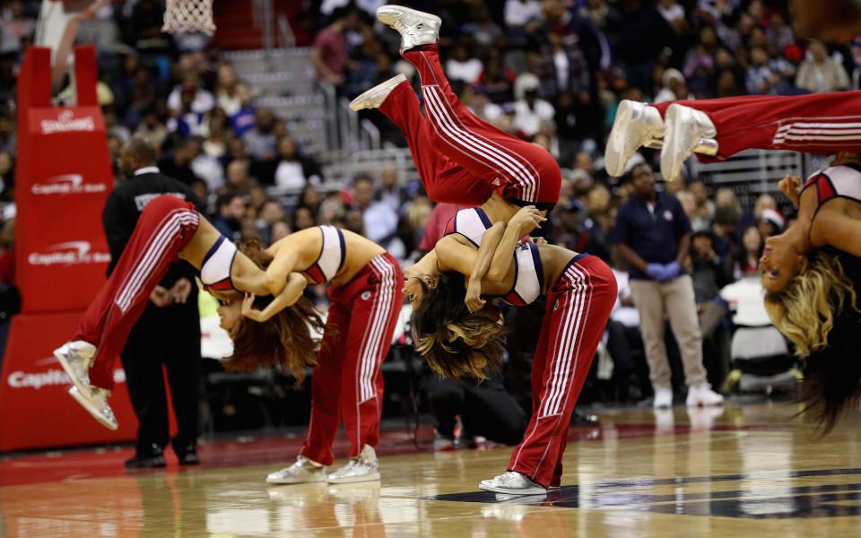 Закъде е НБА без атрактивните мажоретки?/Снимка: Gulliver/Getty Images