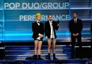 """Момчетата без панталони на наградите """"Грами"""" и още..."""