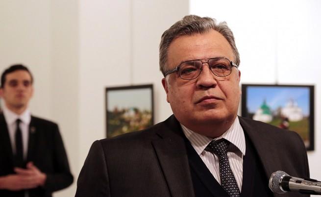Турция арестува рускиня за убийството на посланик Карлов