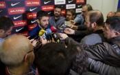 В Барселона отрекоха заговор срещу треньора