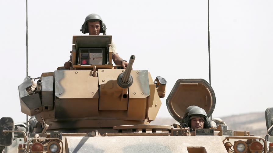 Турция с голяма победа в Сирия, следва Ракка