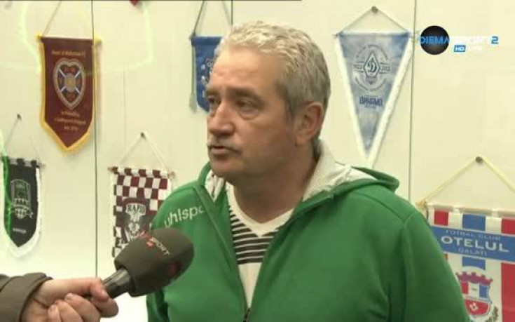 Ферарио Спасов: Пред Берое предстоят добри дни