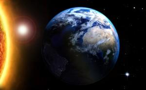 No comment: Земята е плоска според една суперзвезда