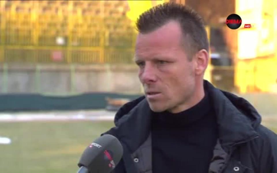 Щабът на Арда подписа нови договори, до сряда ясен и кондиционният треньор