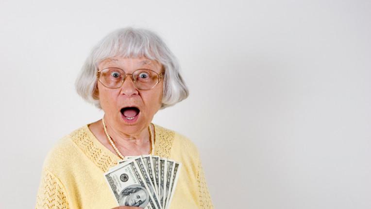 баба пари