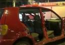 Пиян помля друга кола в Пловдив, рани трима