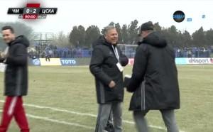 ЦСКА довърши съперника с втори гол