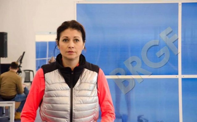 Главният мениджър на индивидуалните гимнастички от националния отбор на България