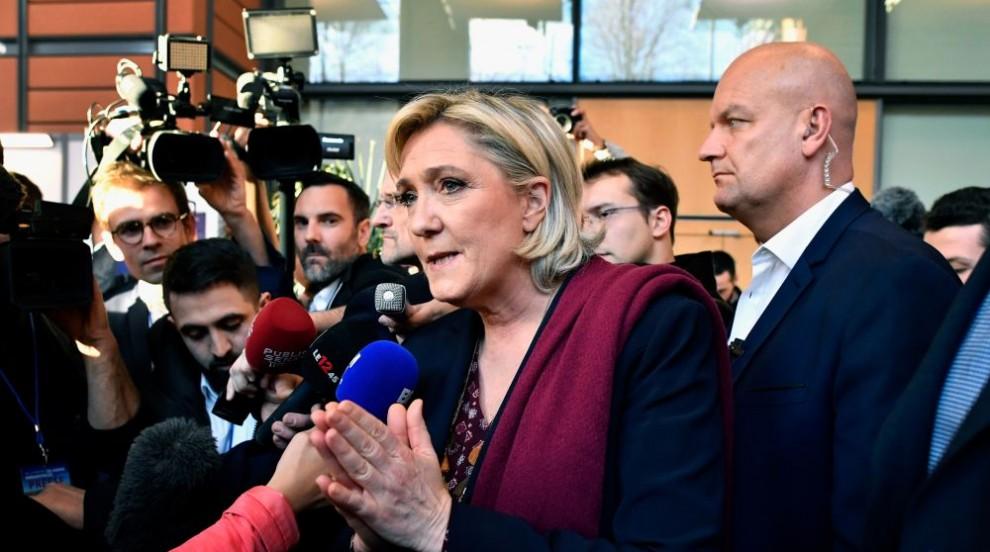 Льо Пен: Асад е предпочитаният избор за Франция