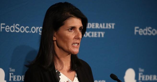 САЩ обявяват изтеглянето си от Съвета за човешките права към
