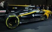 Рено показа новия болид във Ф1