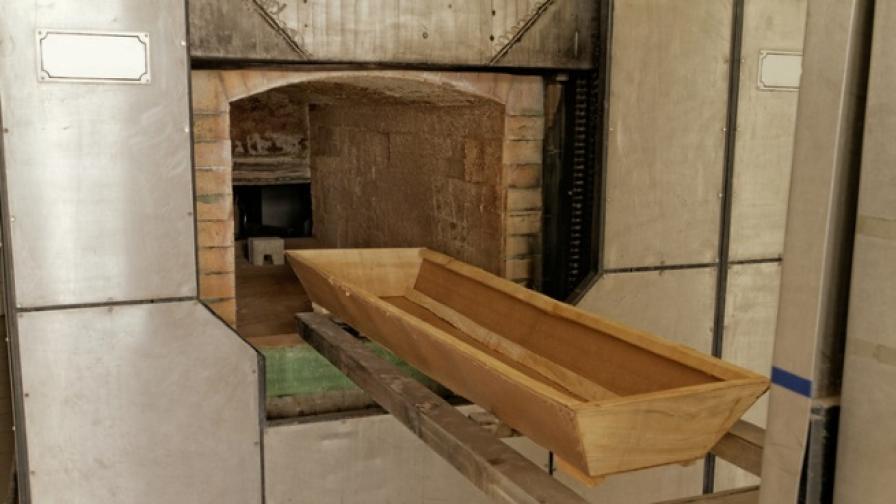 Куклен скочи срещу строеж на крематориум