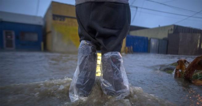 Как ефективно да се справяме при бедствени дъждове и снеготопене?