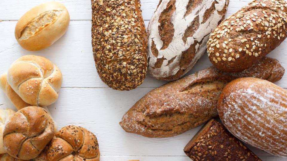 От хляб не се пълнее, ако имаме правилните стомашни бактерии