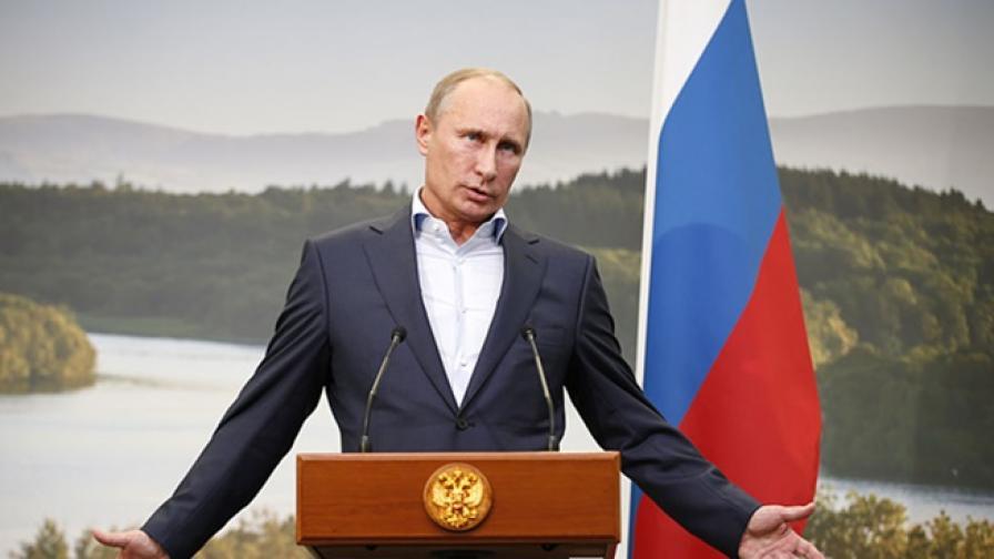 1917 – годината, която Путин би предпочел да забрави