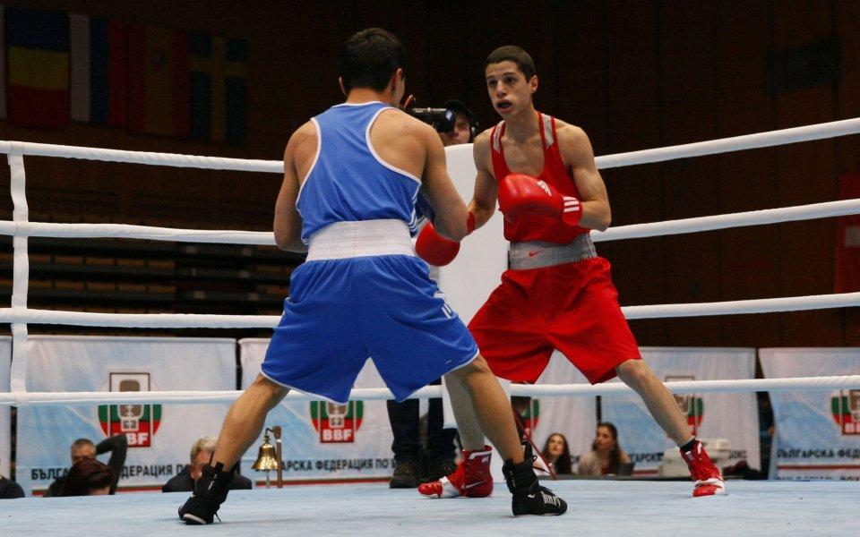 Две български боксови победи във Валядолид
