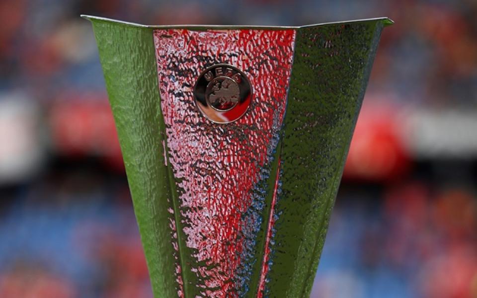 Първият кръг на Лига Европа представя редица интригуващи мачове, включително
