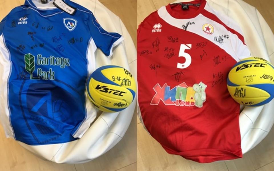 Волейболните ЦСКА и Левски на финал в Перник