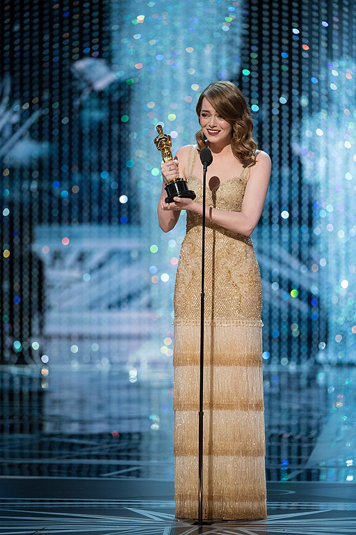 """Най-добра актриса: Ема Стоун, """"Ла Ла Ленд"""""""