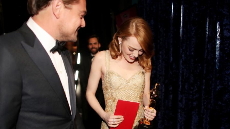 Ема Стоун е най-високоплатената актриса в Холивуд за 2017 г.