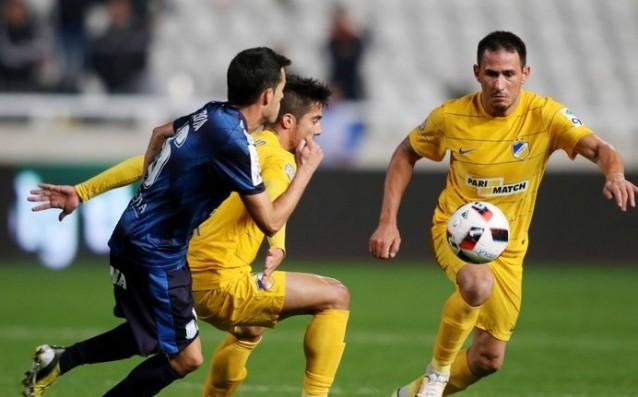 АПОЕЛ, без Миланов, взе успех за Купата