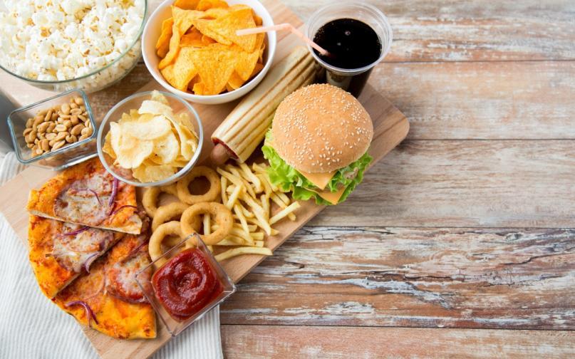 вредна храна нездравословна