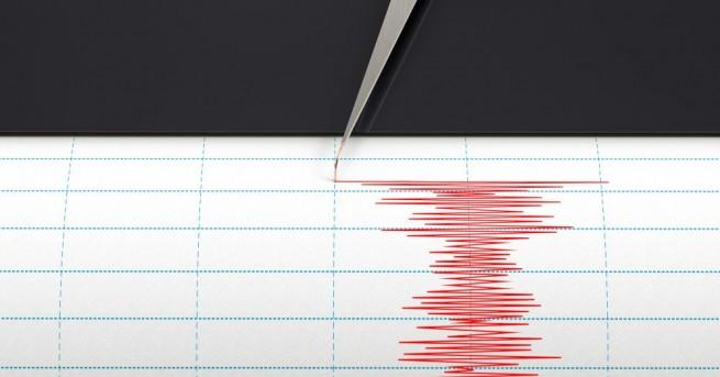 Земетресение с магнитуд 5,2 беше усетено на гръцкия остров Лесбос,