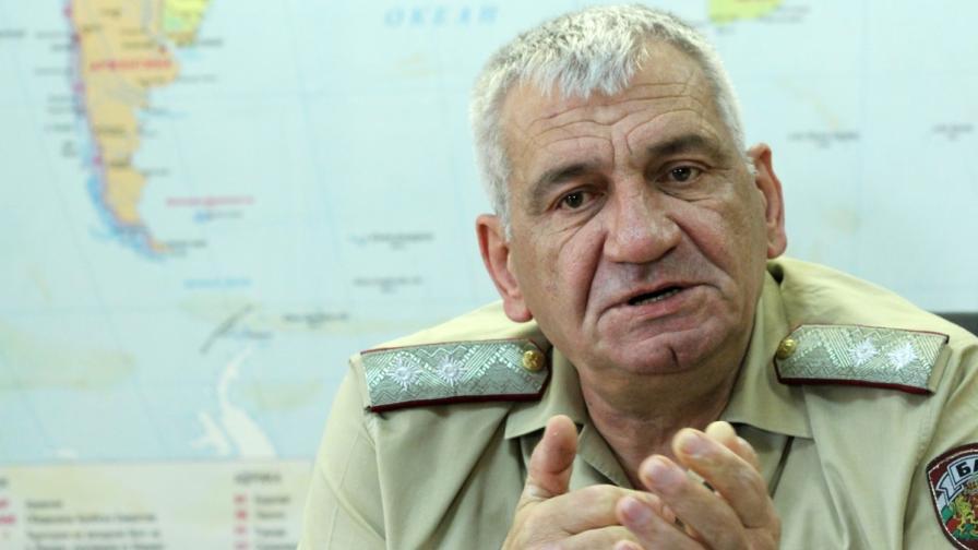Президентът назначи нов началник на отбраната