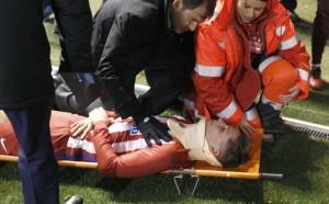 Торес се завръща след припадъка, за да помогне на Атлетико в ШЛ