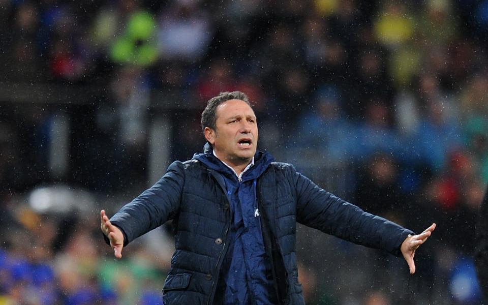 Жирона обяви името на новия си треньор