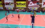 ЦСКА се изкачи на 3-то място след успех над Казанлък